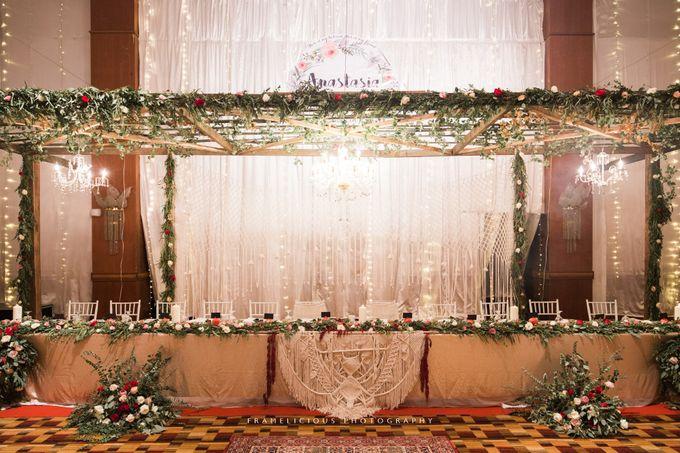 Anastasia & Jeremy - Wedding Photography by Framelicious Studio - 034
