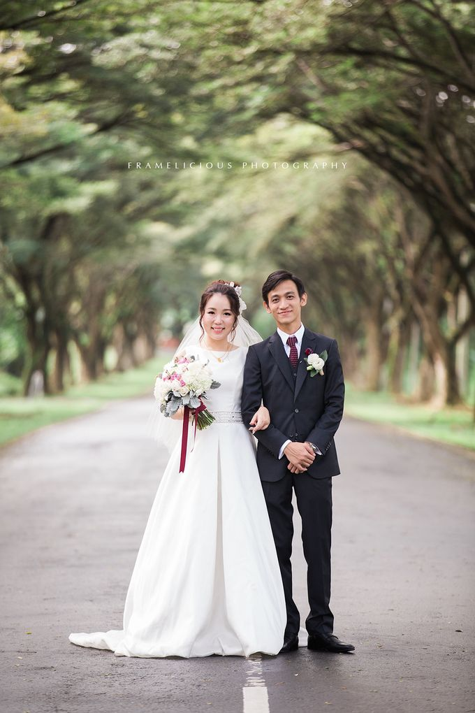 Brian & Natalie - Wedding Photography by Framelicious Studio - 008