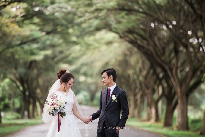 Brian & Natalie - Wedding Photography by Framelicious Studio - 009