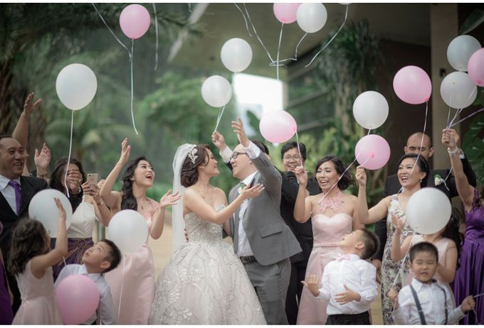 Felix & Silvi Wedding by Reynard Karman Photography - 032
