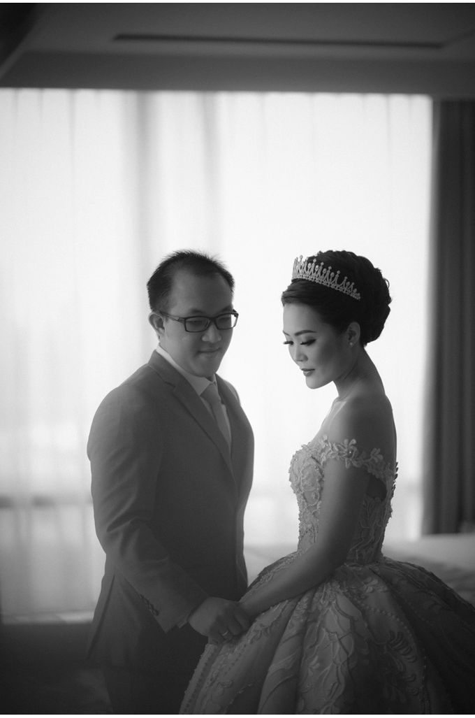 Felix & Silvi Wedding by Reynard Karman Photography - 034