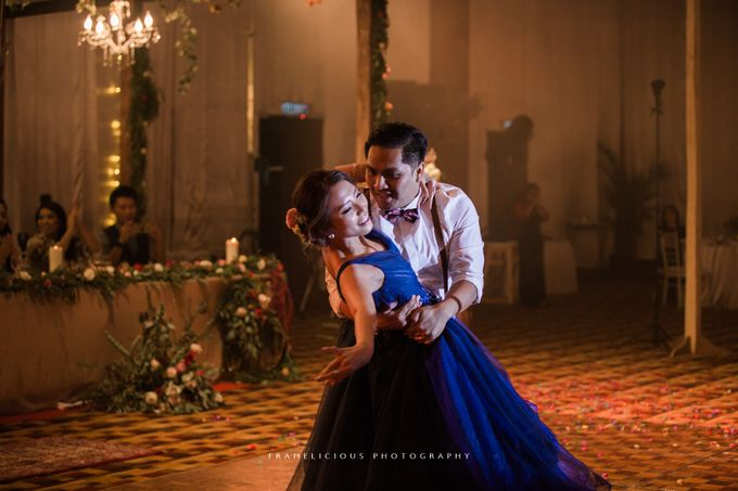 Anastasia & Jeremy - Wedding Photography by Framelicious Studio - 042