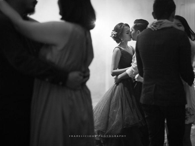 Anastasia & Jeremy - Wedding Photography by Framelicious Studio - 046