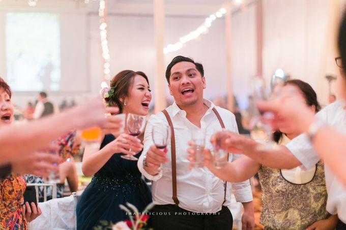 Anastasia & Jeremy - Wedding Photography by Framelicious Studio - 044