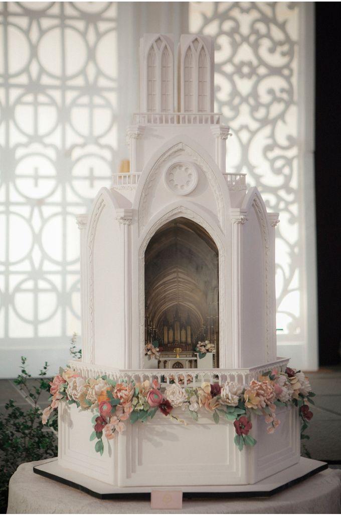 Felix & Silvi Wedding by Reynard Karman Photography - 037