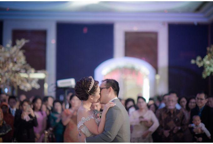 Felix & Silvi Wedding by Reynard Karman Photography - 040