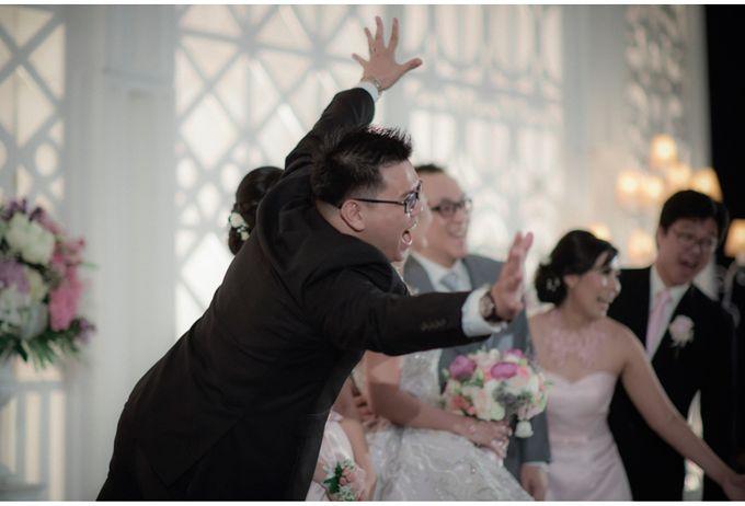 Felix & Silvi Wedding by Reynard Karman Photography - 046