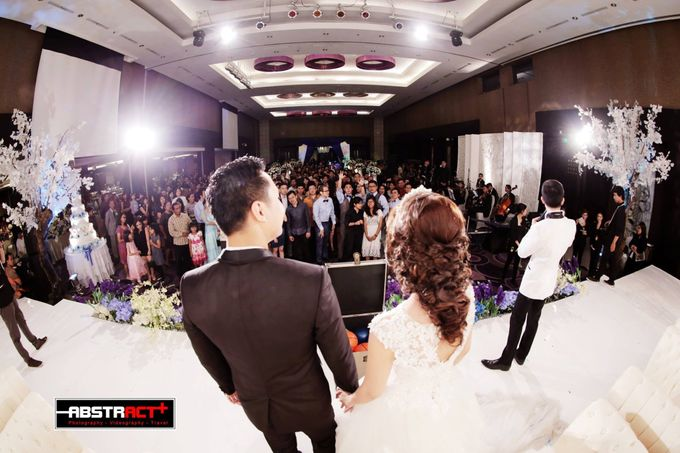 Wedding event of Reynold & Claudy by Holiday Inn Bandung Pasteur - 006