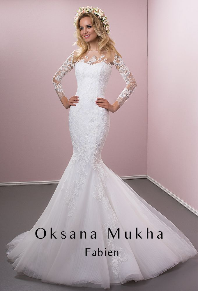 Preview Wedding Collection 2017 by OKSANA MUKHA - 013