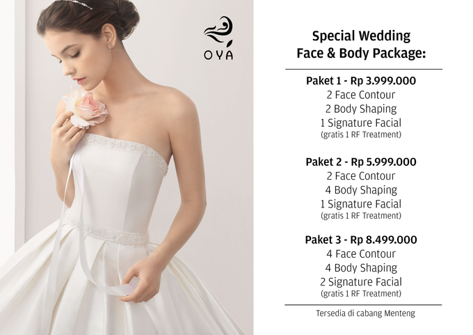 Face and Body Package by OYA Clinics - 001