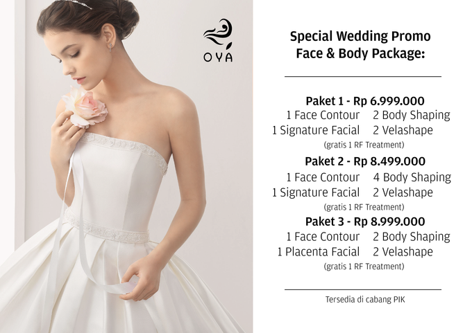 Face and Body Package by OYA Clinics - 002