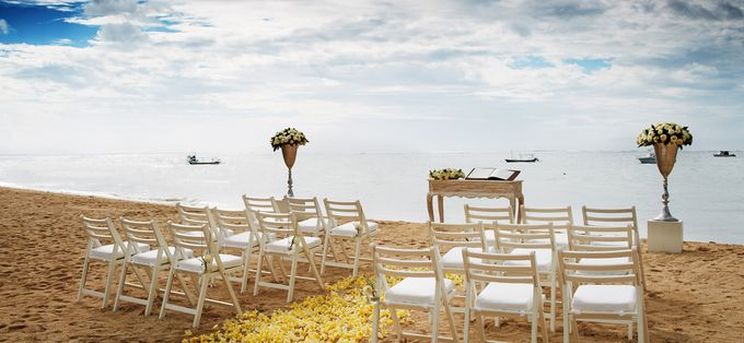 Wedding at Fairmont Bali by Fairmont Sanur Beach Bali - 004