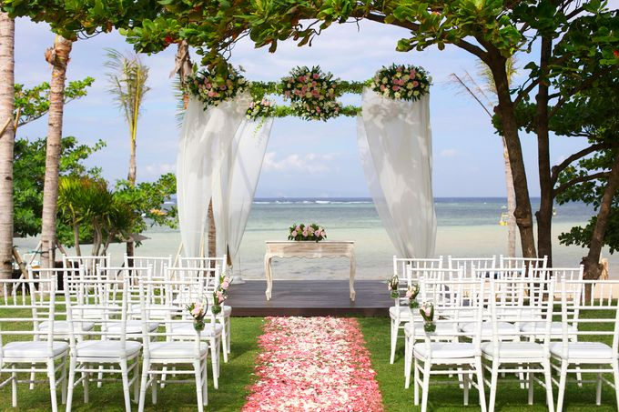 Wedding at Fairmont Bali by Fairmont Sanur Beach Bali - 001
