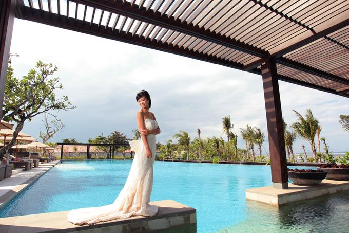 Wedding at Fairmont Bali by Fairmont Sanur Beach Bali - 006