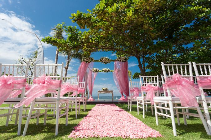 Wedding at Fairmont Bali by Fairmont Sanur Beach Bali - 003