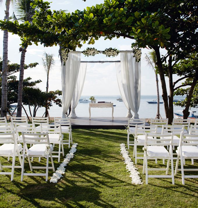 Wedding at Fairmont Bali by Fairmont Sanur Beach Bali - 002