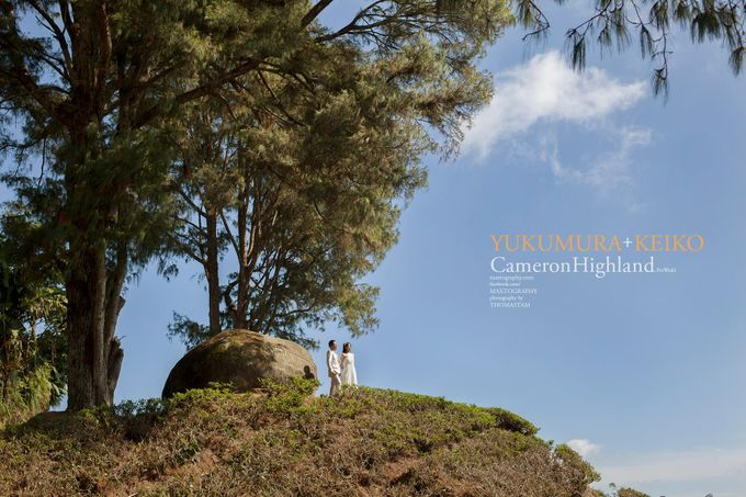 The best of  Pre-Wedding in Cameron Highland by maxtography - 032