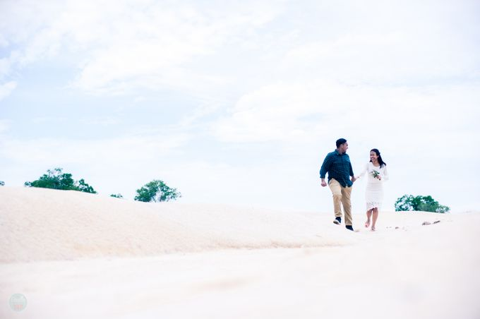 Farhanah & Ismail -  Save The Date by The Vanilla Project - 006