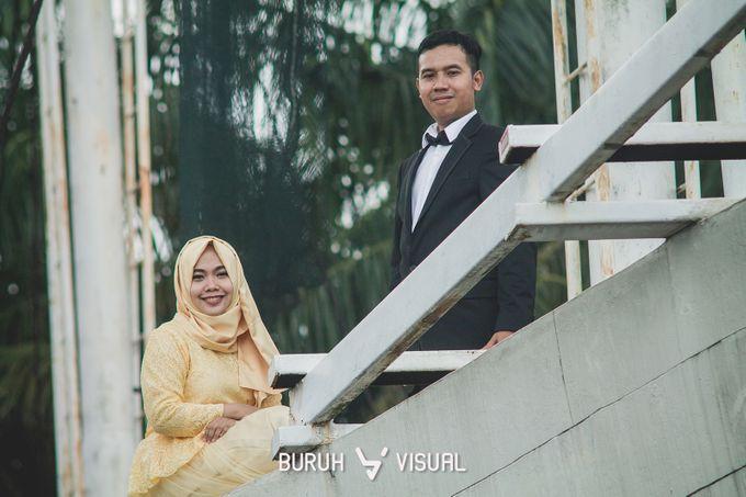 Prewedding Fariza dan Fahmi by Buruh Visual - 010