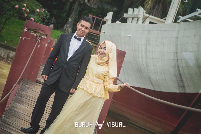 Prewedding Fariza dan Fahmi by Buruh Visual - 011