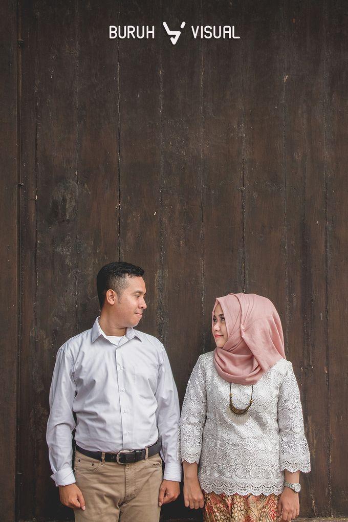 Prewedding Fariza dan Fahmi by Buruh Visual - 014