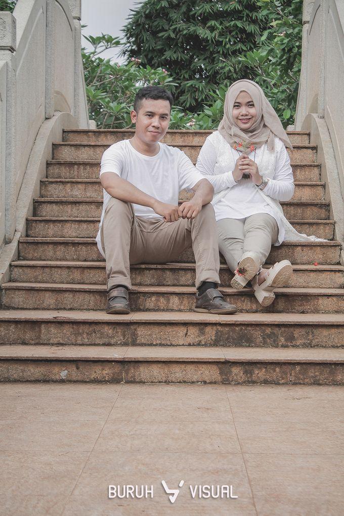 Prewedding Fariza dan Fahmi by Buruh Visual - 016