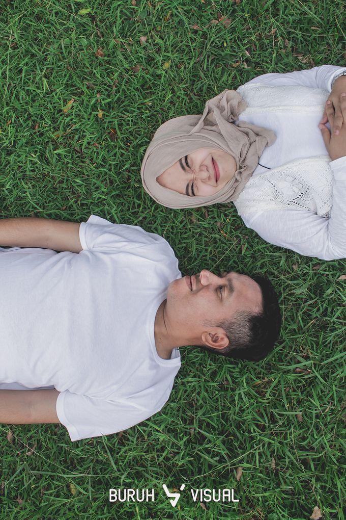 Prewedding Fariza dan Fahmi by Buruh Visual - 017