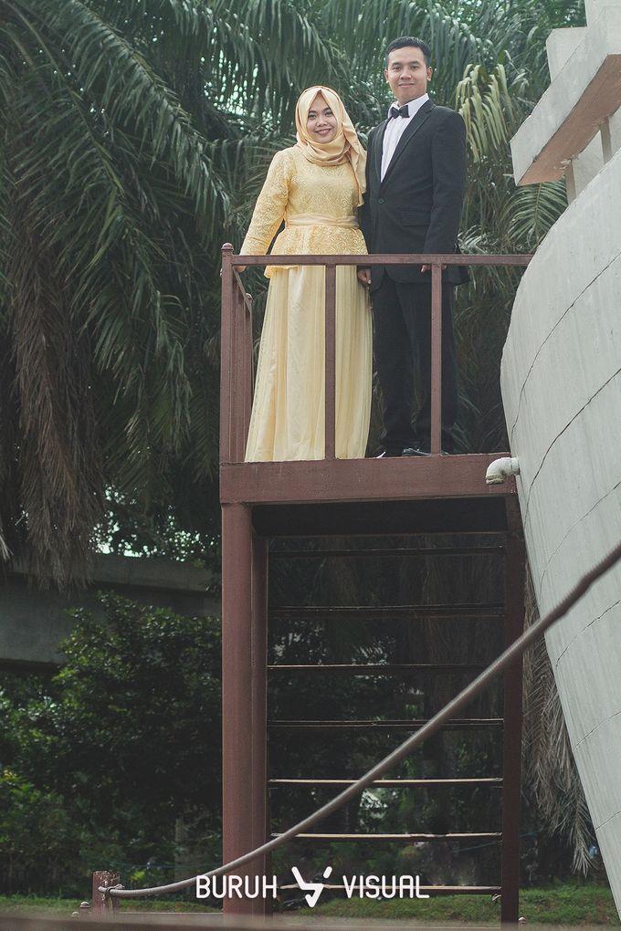 Prewedding Fariza dan Fahmi by Buruh Visual - 018