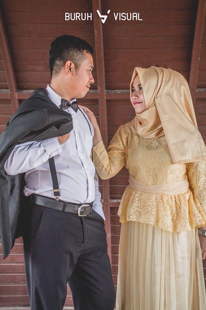 Prewedding Fariza dan Fahmi by Buruh Visual - 019