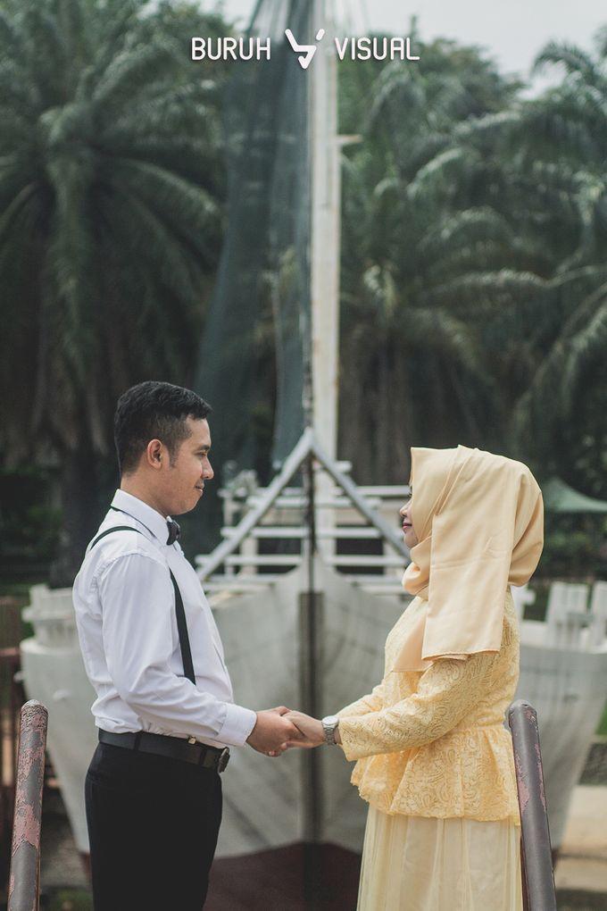 Prewedding Fariza dan Fahmi by Buruh Visual - 001