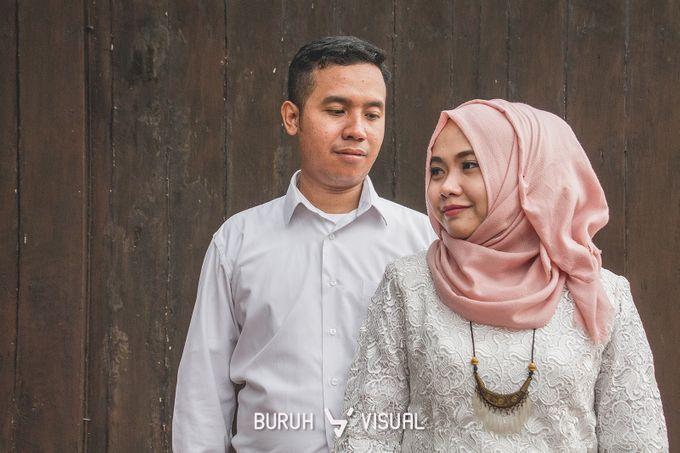Prewedding Fariza dan Fahmi by Buruh Visual - 002