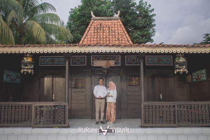 Prewedding Fariza dan Fahmi by Buruh Visual - 003