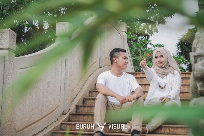 Prewedding Fariza dan Fahmi by Buruh Visual - 005