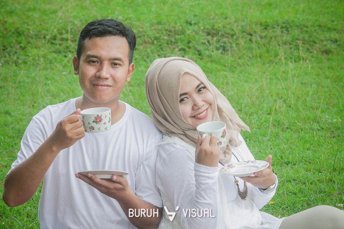 Prewedding Fariza dan Fahmi by Buruh Visual - 006