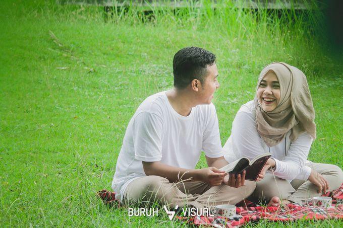 Prewedding Fariza dan Fahmi by Buruh Visual - 007
