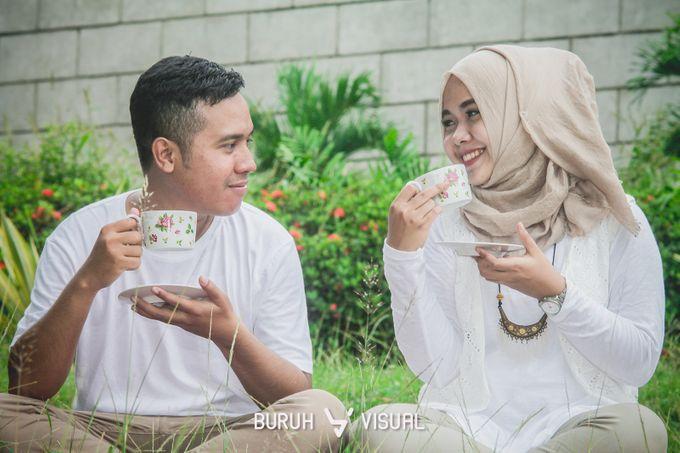 Prewedding Fariza dan Fahmi by Buruh Visual - 008