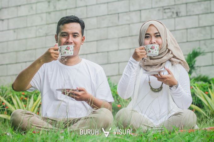 Prewedding Fariza dan Fahmi by Buruh Visual - 009
