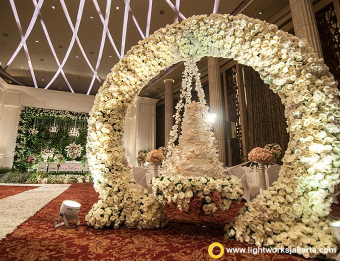 Wedding at Bali Room - Hotel Indonesia Kempinski Jakarta by Hotel Indonesia Kempinski Jakarta - 017