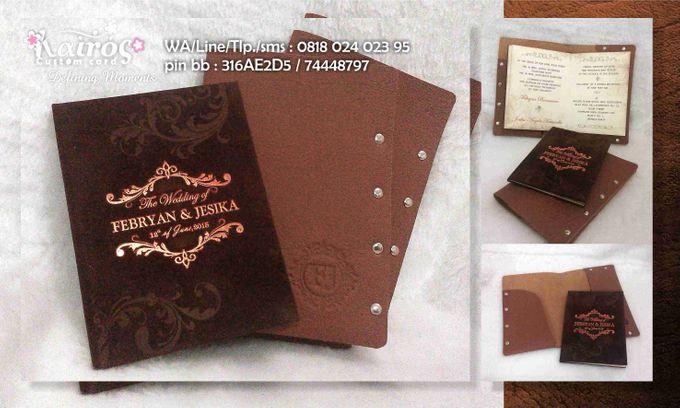 Wedding Invitation by Kairos Wedding Invitation - 003