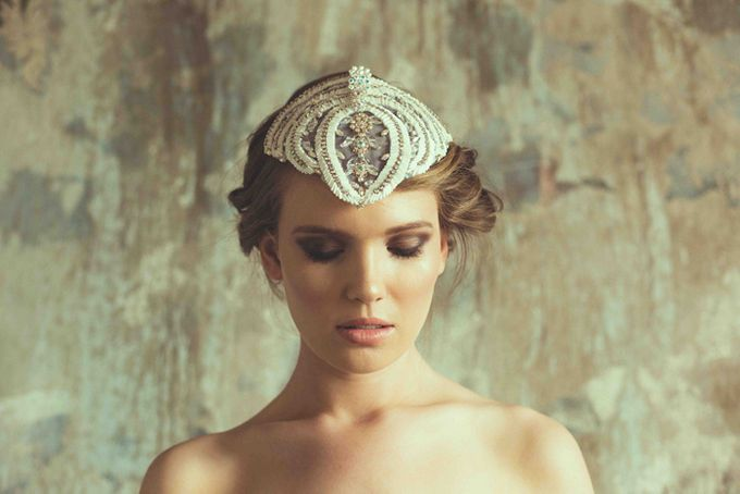 Millinery Collection by Alana Aoun - 007