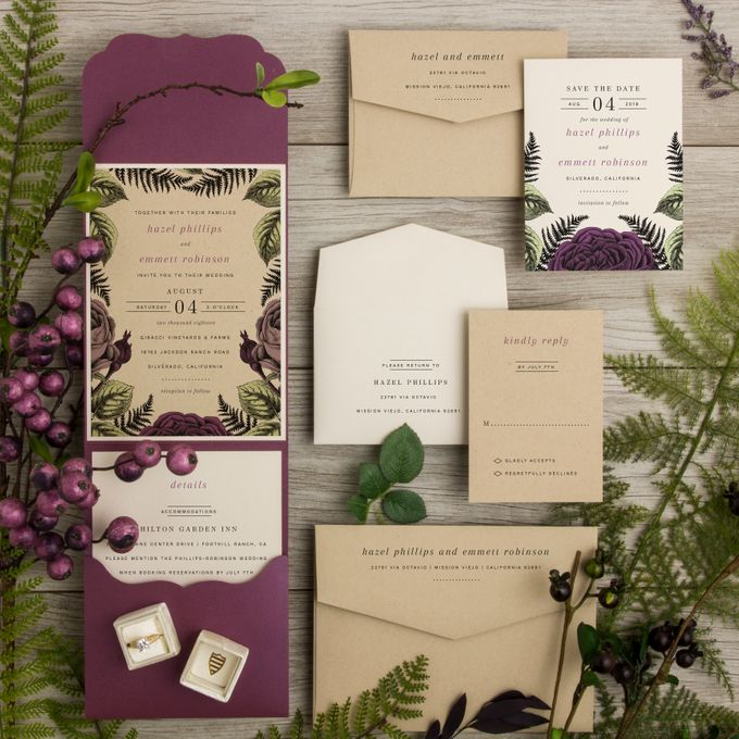 New Wedding Designs - Release C by Paper Pressed  - 005