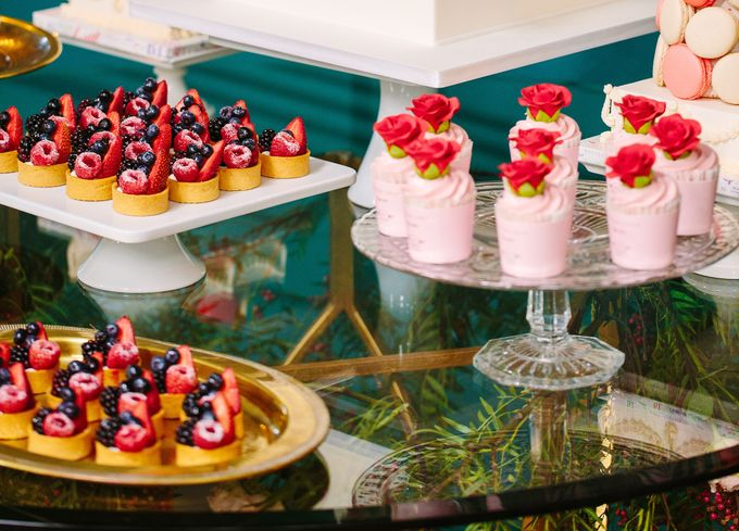 Pastry Catering by Bottega Louie - 003