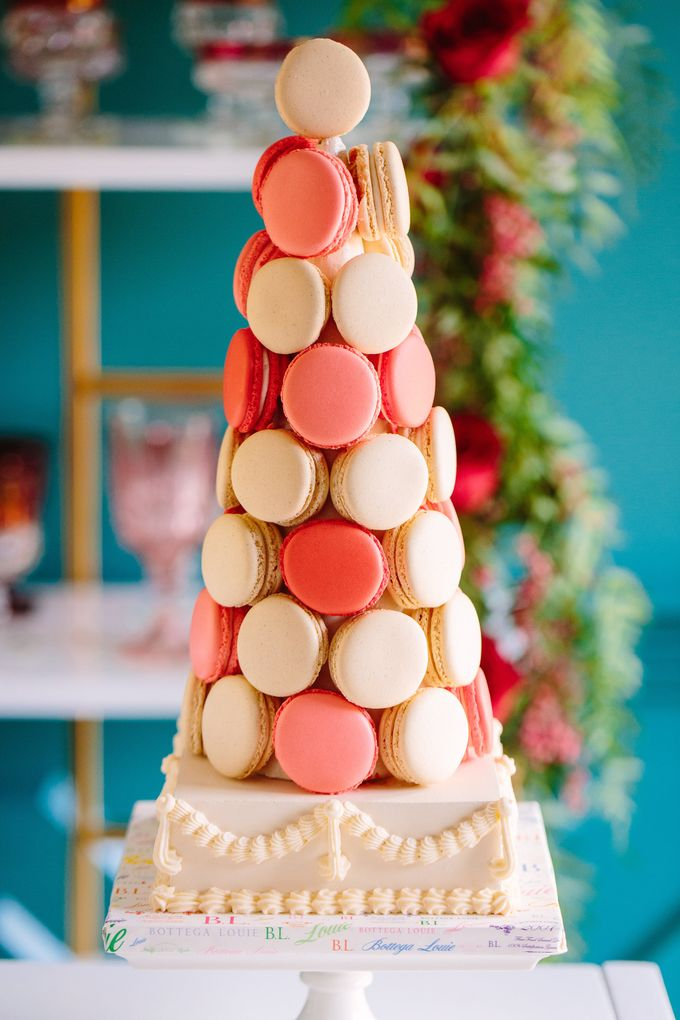 Pastry Catering by Bottega Louie - 002
