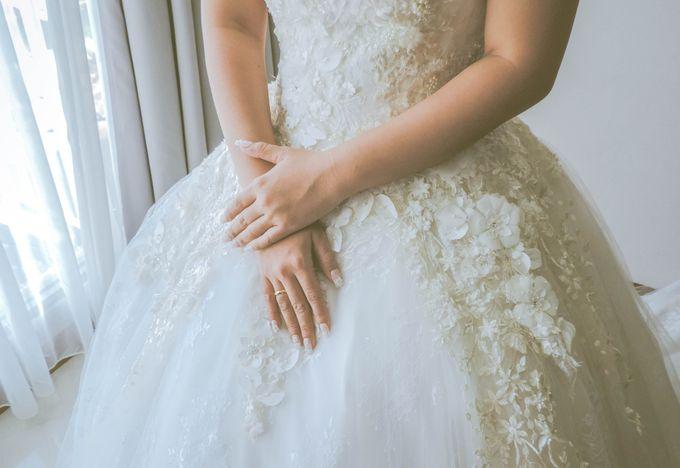 WEDDING WILLY & ALVIONITA by Stephanie Amanda Couture - 008