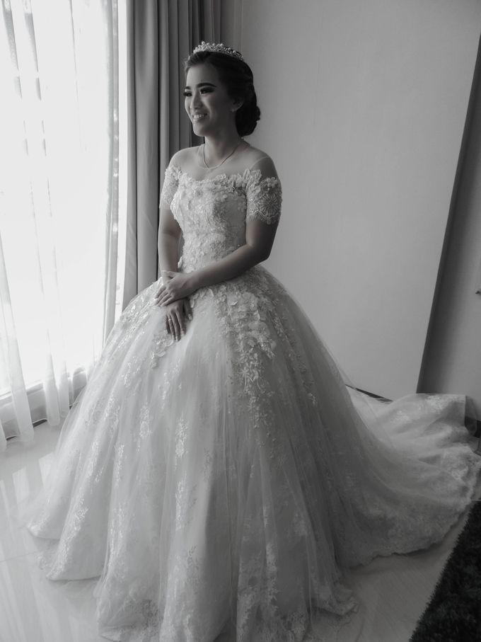 WEDDING WILLY & ALVIONITA by Stephanie Amanda Couture - 001
