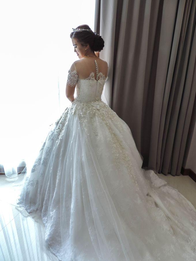 WEDDING WILLY & ALVIONITA by Stephanie Amanda Couture - 003