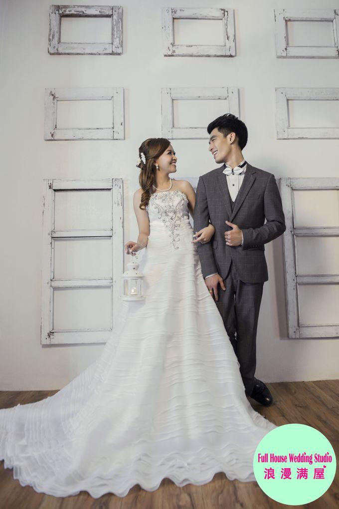 Pre-Wedding   Christopher & Trista by Full House Wedding Studio - 022