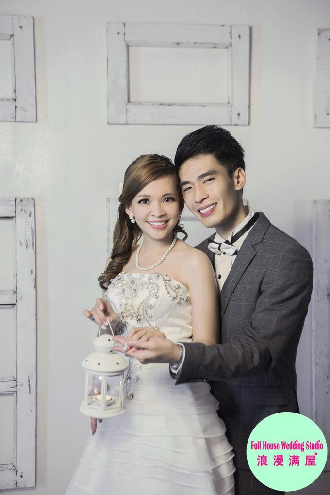 Pre-Wedding   Christopher & Trista by Full House Wedding Studio - 020