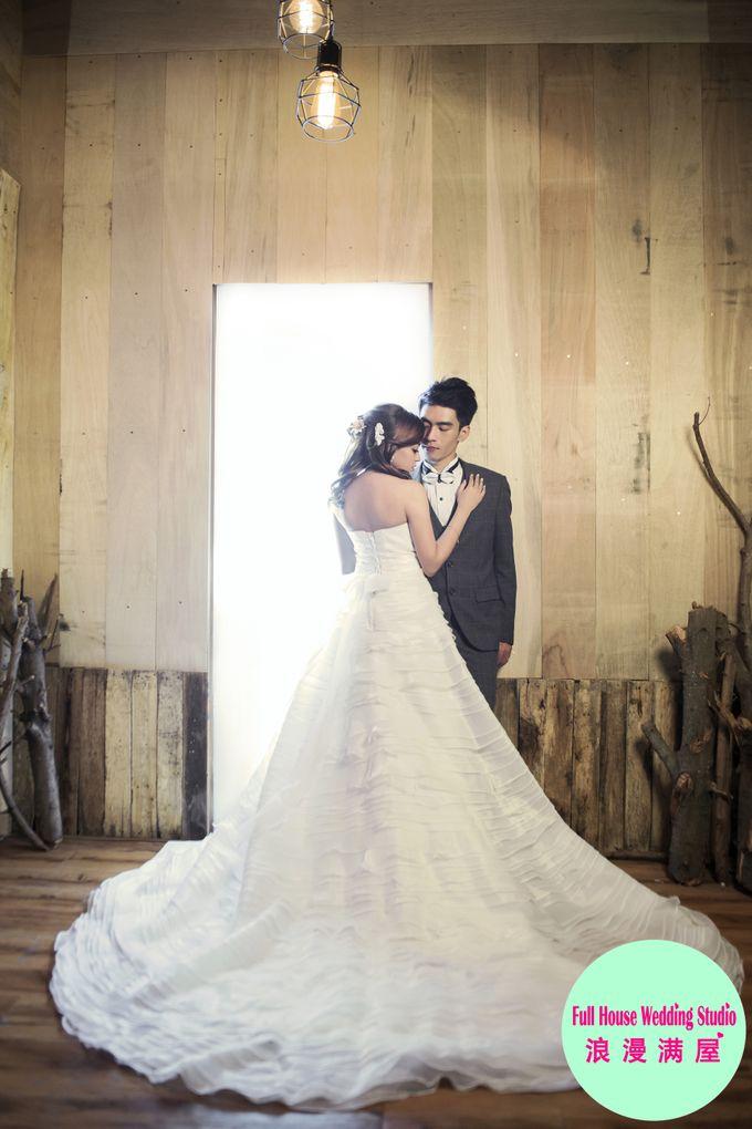 Pre-Wedding   Christopher & Trista by Full House Wedding Studio - 027