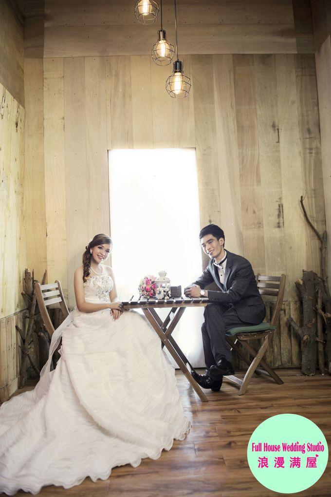 Pre-Wedding   Christopher & Trista by Full House Wedding Studio - 030